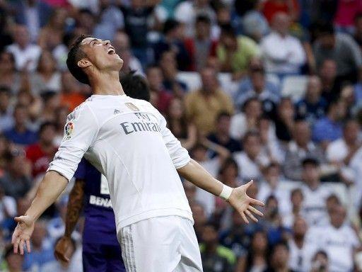 Криштиану Роналду стал лучшим бомбардиром в истории «Реала»