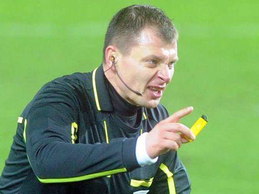 Вилков, Николаев, Лаюшкин и Безбородов назначены на стыковые матчи