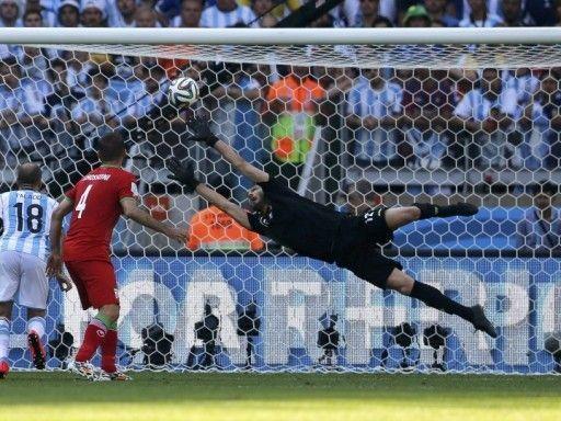 Гол Месси принес Аргентине победу над Ираном на ЧМ