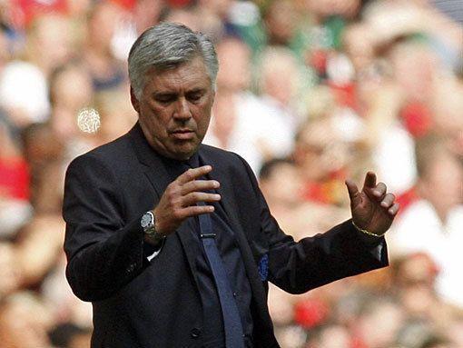 Анчелотти: Игра была сделана лишь после третьего забитого гола