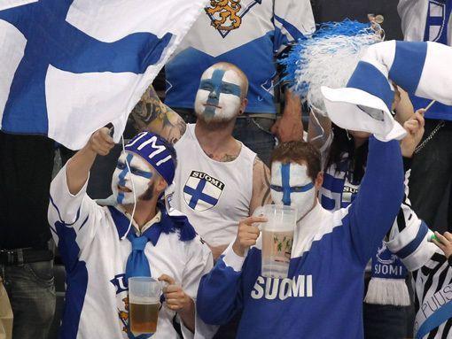 Тренер вратарей сборной Финляндии: Финны пьют неменьше русских!