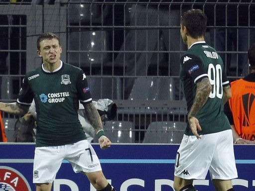 Евгений Ловчев: Дортмунд, такое впечатление, был немного шокирован