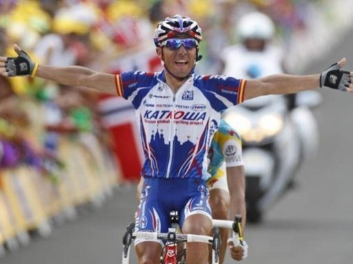 Родригес выиграл 17‑й этап исохранил лидерство
