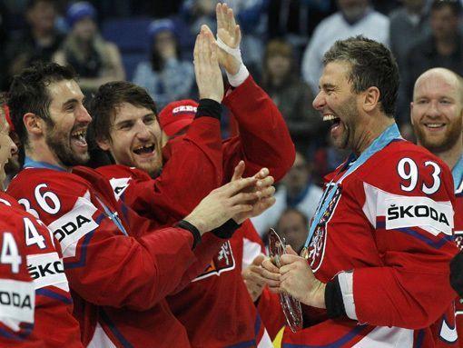 Чехия второй год подряд стала бронзовым призером чемпионата мира