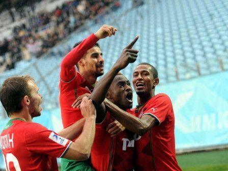 «Локомотив» забил пять безответных мячей «Эсперансе» на сборе в Португалии