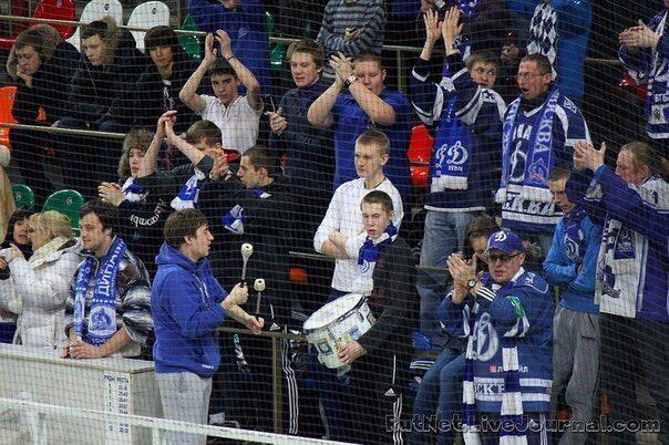 Федя, а помнишь барабан? Как фанат «Динамо» стал звездой в воротах «Нефтехимика»