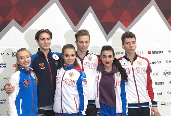 ISU Junior & Senior Grand Prix of Figure Skating Final. 6-9 Dec, Vancouver, BC /CAN  - Страница 17 Image-8456-1544259026