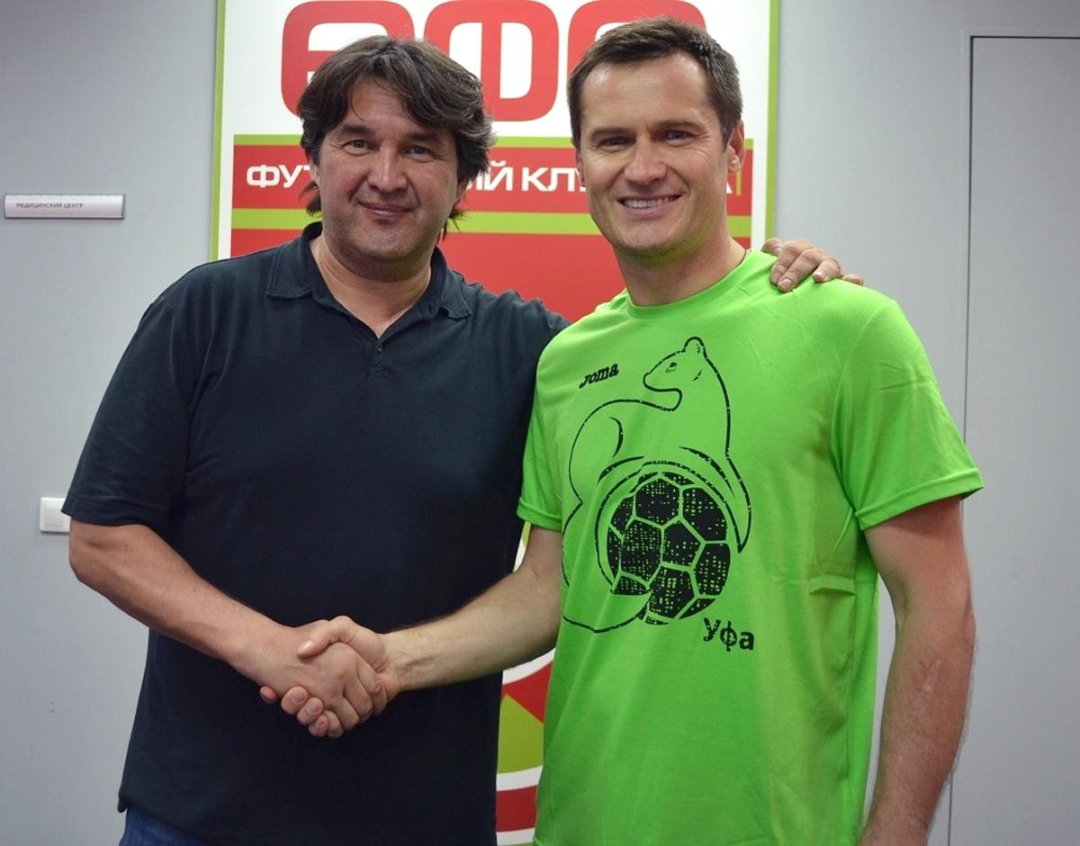Шамиль Газизов: В «Уфе» купили Деда Мороза и шутят над Оливье и Салатичем