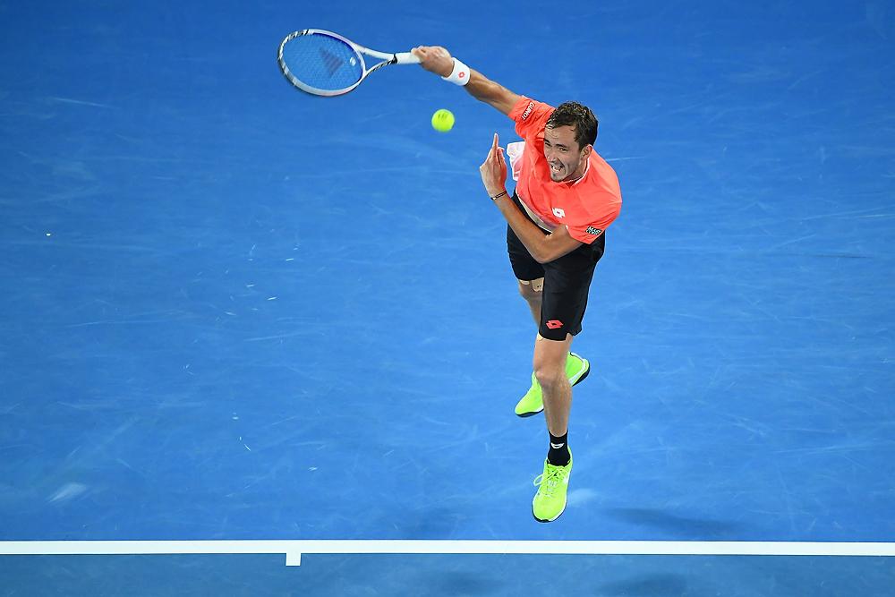Нет козыря против Джокера. Медведев уступил Джоковичу на Australian Open