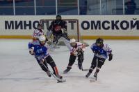 Исилькульские и черлакские хоккеисты выиграли областную «Золотую шайбу»