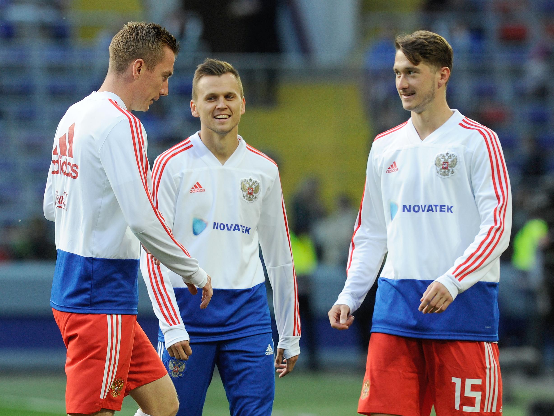 Дмитрий Сенников: Такой сборной Бельгии уже не будет. Надо пользоваться!
