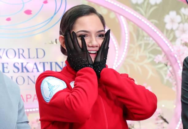 Алена Леонова: Мы увидели новую Медведеву, она справилась с волной негатива