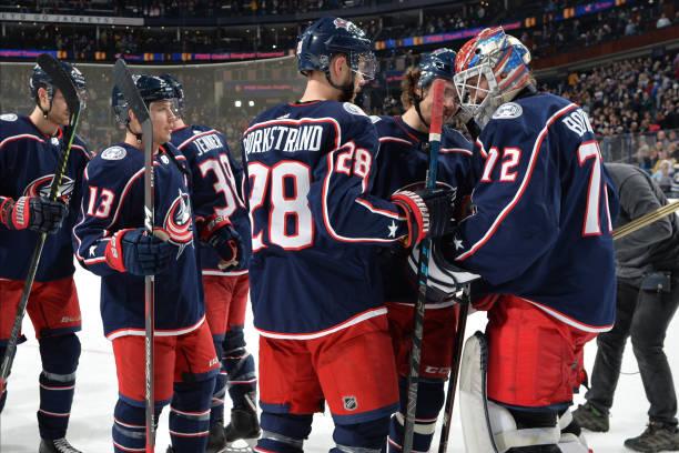Ковальчук воюет с тренером, а Панарин и Бобровский тащат «Коламбус». Обзор НХЛ