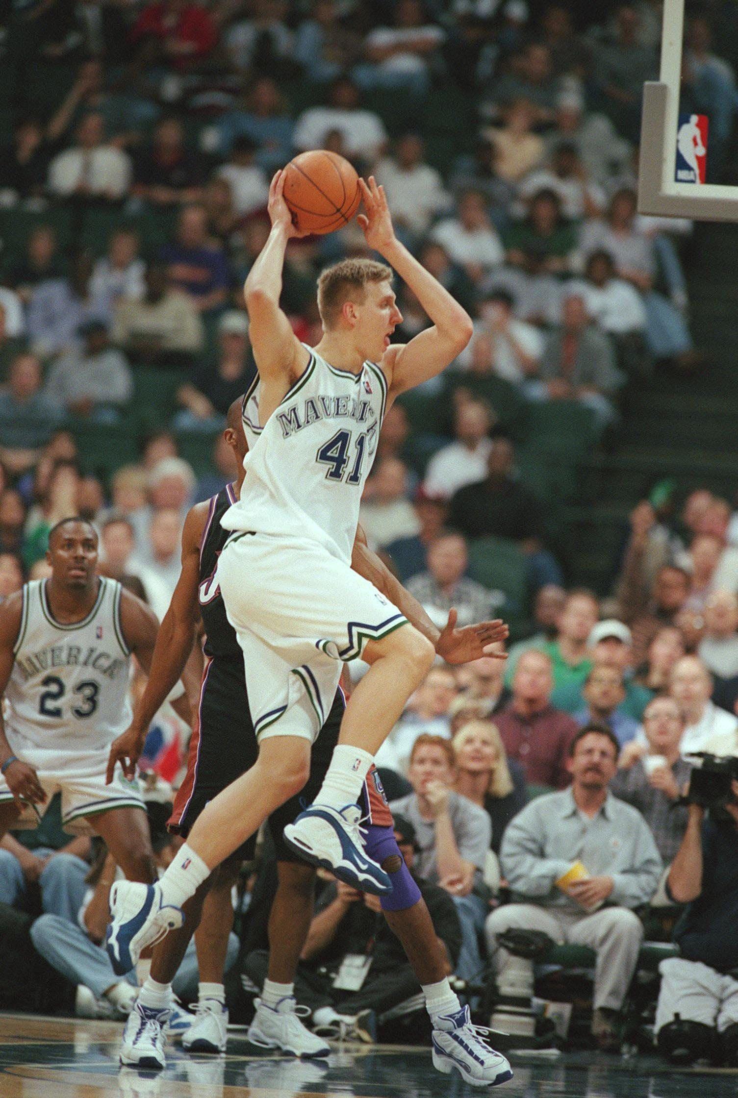 Спасибо, Дирк! Легенда НБА Дирк Новицки объявил об окончании карьеры