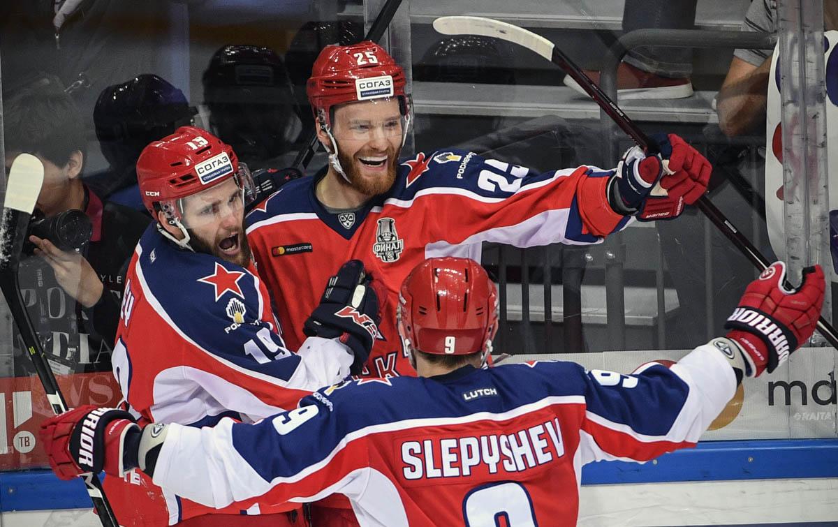 ЦСКА заломал «Авангард» во втором матче финала. Но Омск в порядке