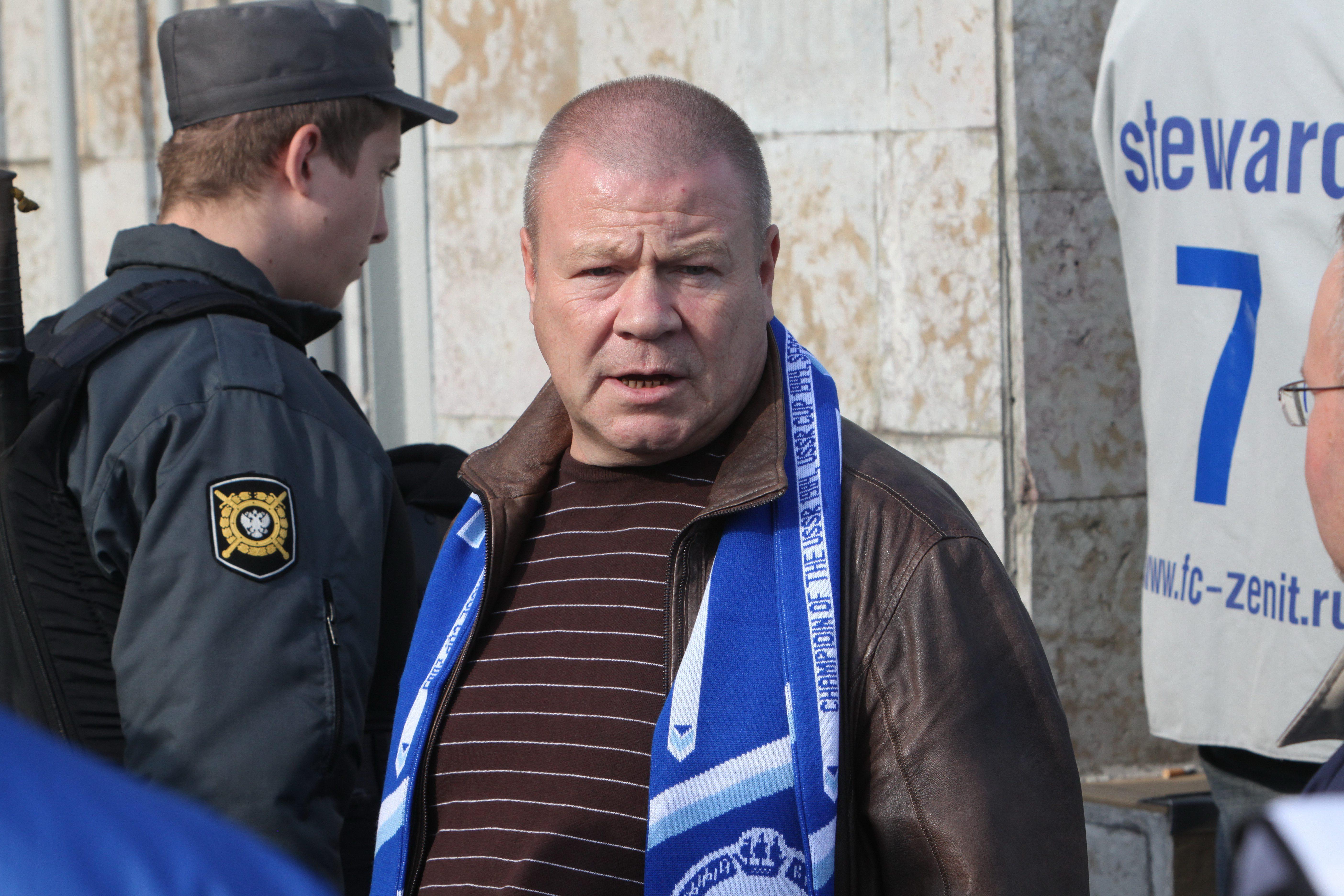 Сергей Селин: Жалко Халка нет, он бы нашвырял еще передач на голову Дзюбе