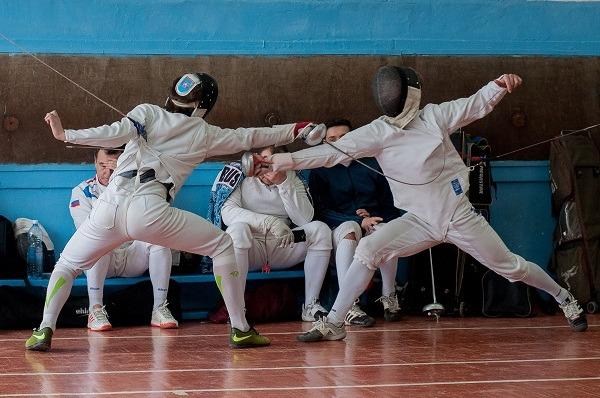 Фехтовальщики поборются за Кубок региона