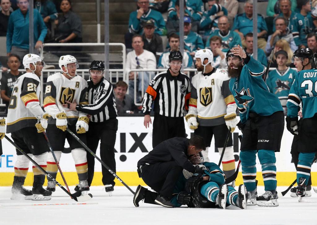Капитана «Сан-Хосе» чуть не убили, а НХЛ извиняется?!