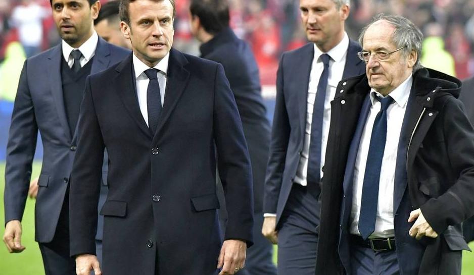 Неймар забил впервые за три месяца, «ПСЖ» проиграл Кубок Франции на глазах у Макрона (видео)