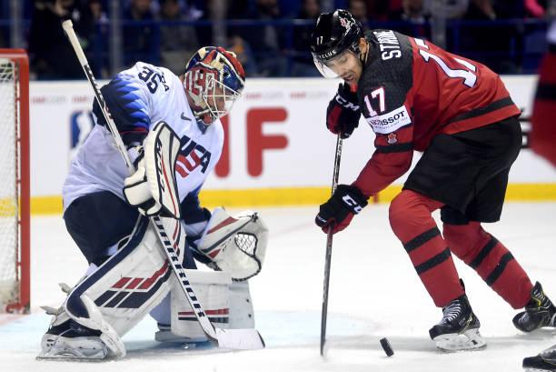Сборная Канады обыграла США на чемпионате мира