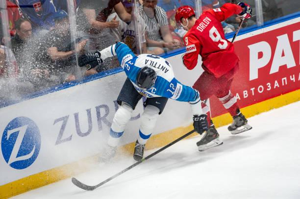 Россия – Финляндия. Во втором периоде вновь без голов (статистика внутри)