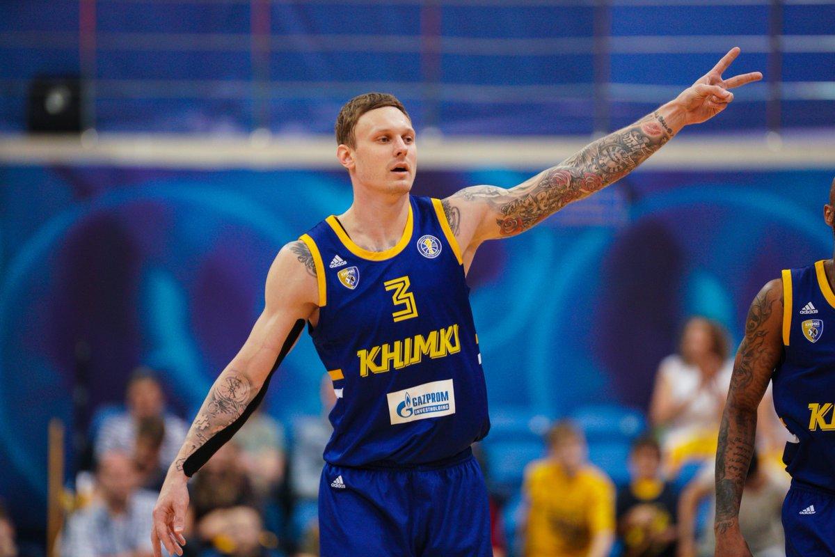 Швед сбежал из казанской «зоны». «Химки» – в шаге от финала Единой лиги ВТБ