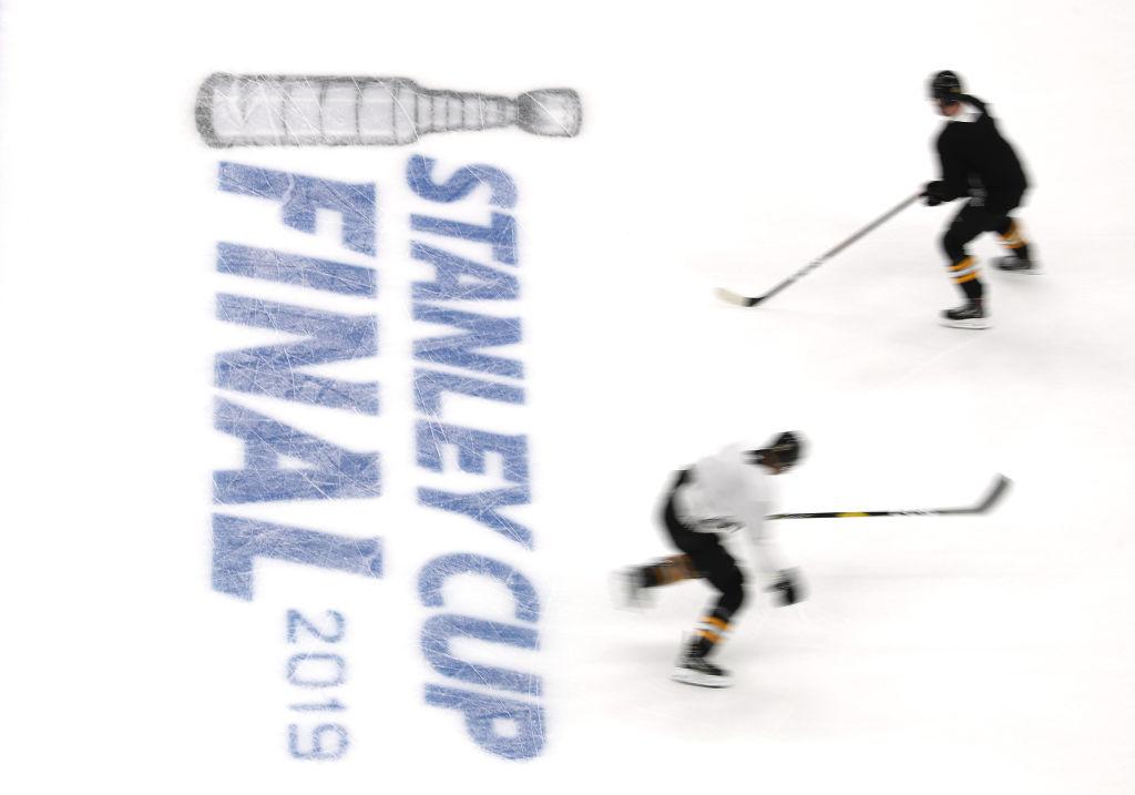 «Бостон» – «Сент-Луис»: они начинают! Финал Кубка Стэнли близок