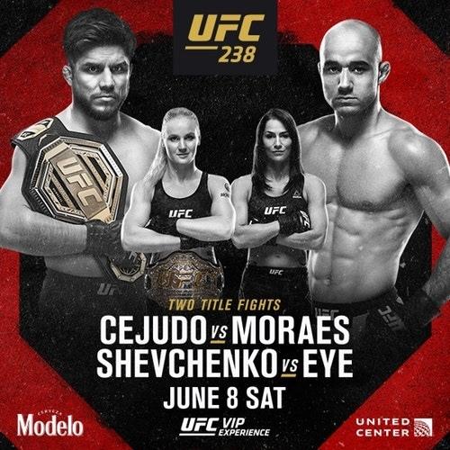 Петр Ян крадется к титулу, возвращение Фергюсона и титульные баталии. Турнир UFC 238 будет жарким