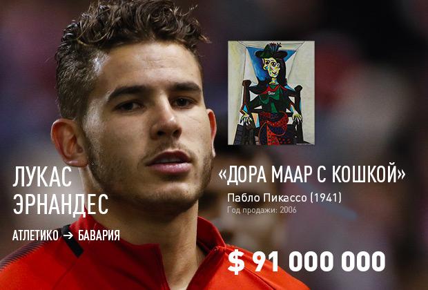 Шедевры мирового футбола: Йович – «Обнаженная, сидящая на диване»