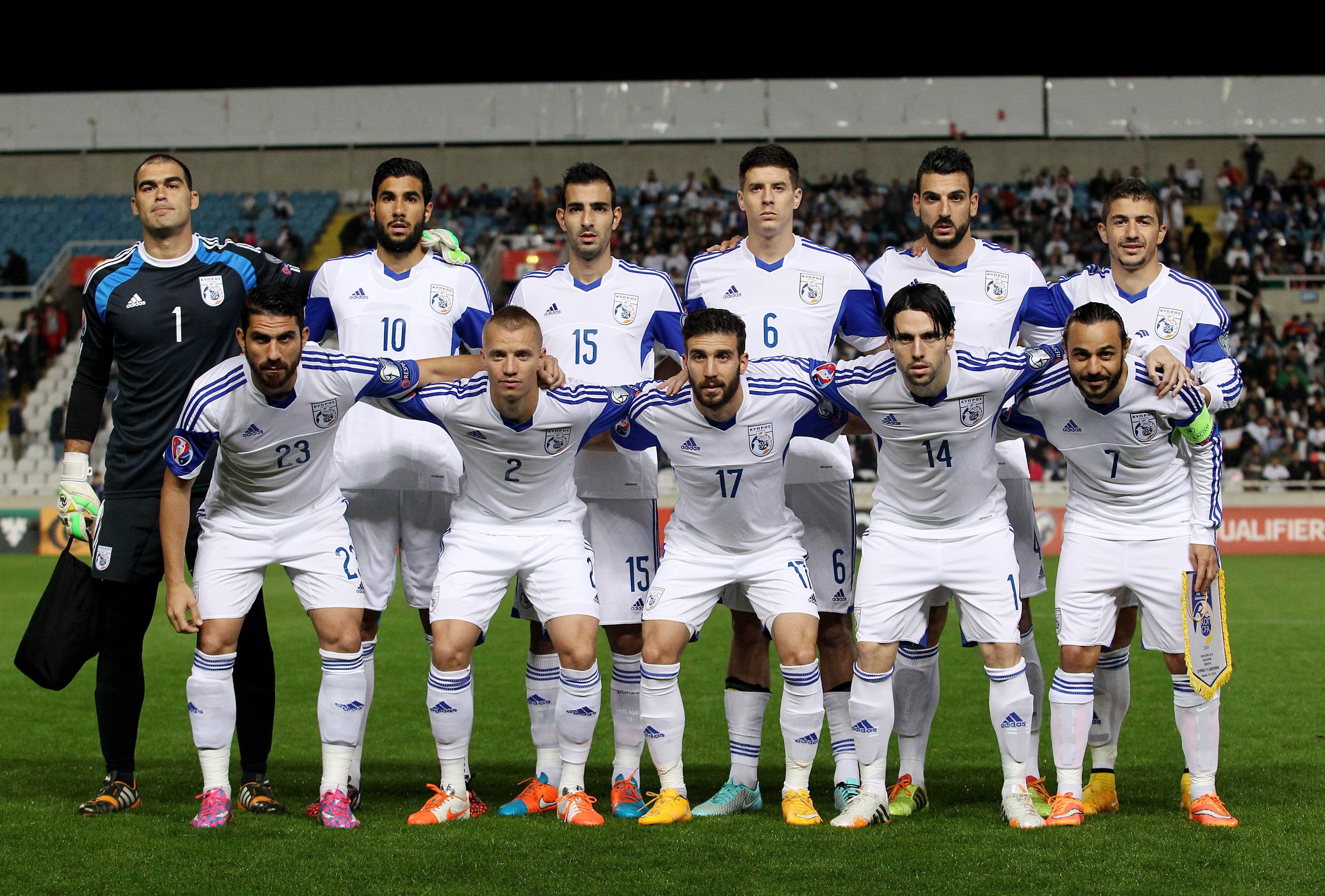 Кипр – не карлик, с Сан-Марино не путать. Текст-предупреждение для сборной России