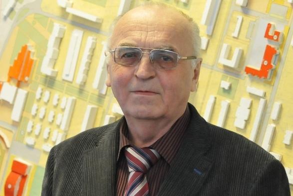 Валерий Спиридович получил звание заслуженного работника физической культуры