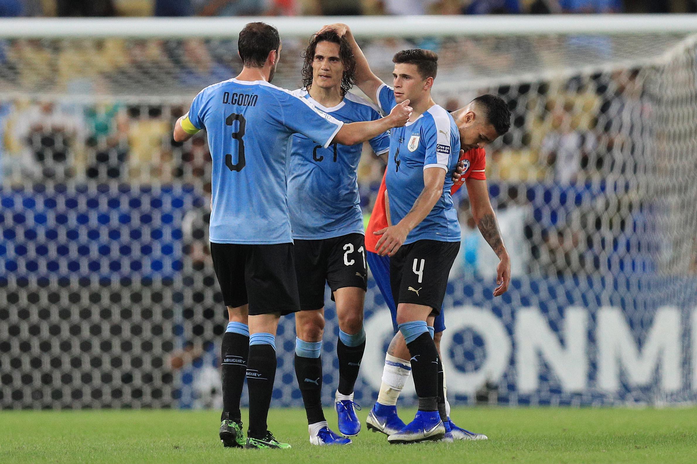 На Кубке Америки начинается жара: бразильцы распечатают плей-офф
