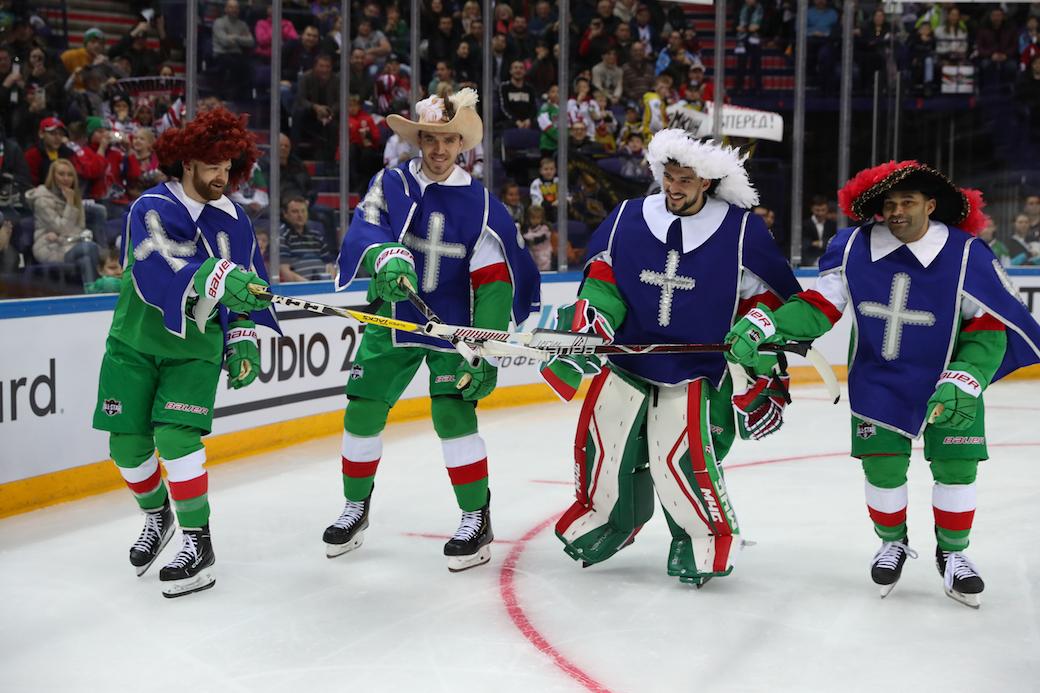 Матч звезд в Москве и обилие культовых дерби. Каким будет календарь КХЛ