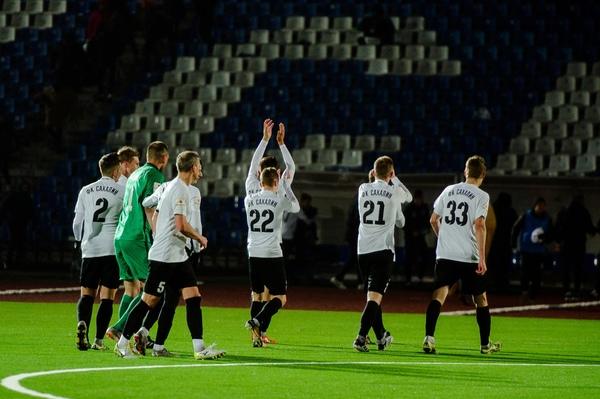 ПСК «Сахалин» выступит в новом сезоне Профессиональной футбольной лиги