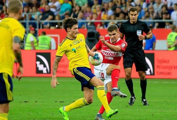 «Спартак» выпустил из рук три очка в Ростове, пропустив на 91-й минуте