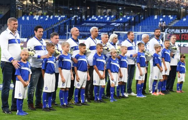 Новая «ВТБ Арена» открылась ярким футбольным праздником