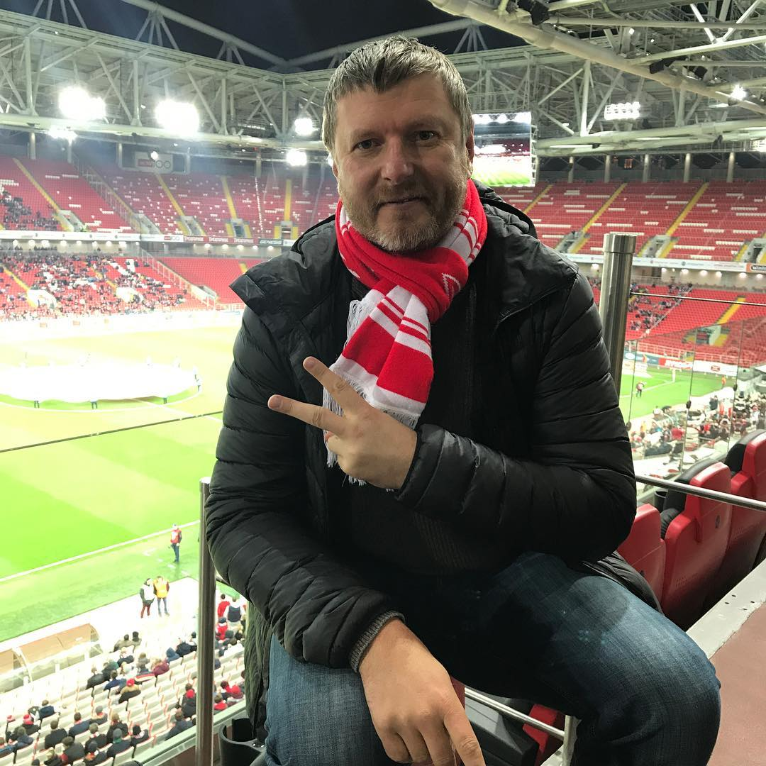 Евгений Кафельников: За деньги никогда не продавался и продаваться не буду!