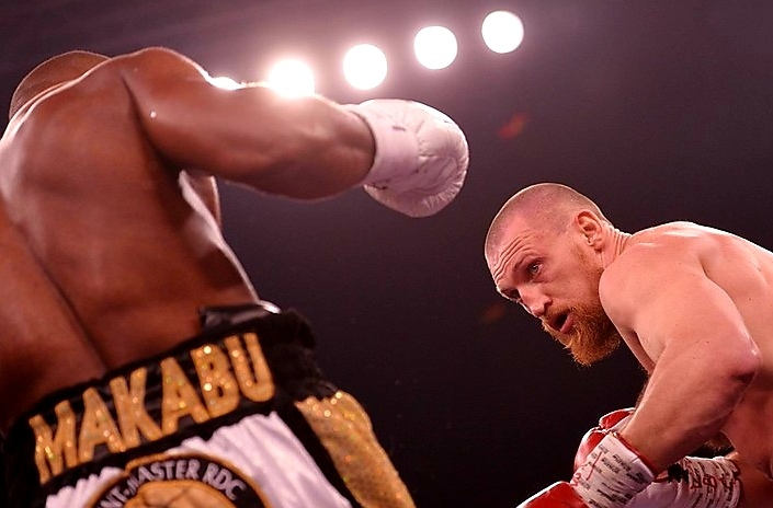 Алексей Папин: Не каждый согласится боксировать с Макабу