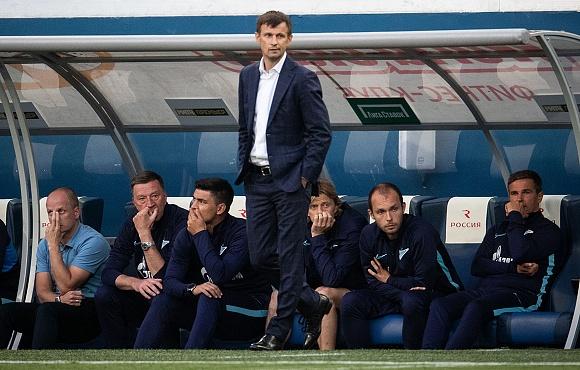 Сергей Семак: Нужно забивать, чтобы не было поводов расстраиваться после матча