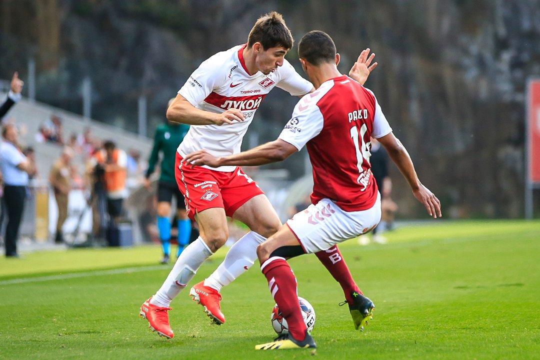 «Брагу» не пожелаешь… «Спартак» проиграл в Португалии
