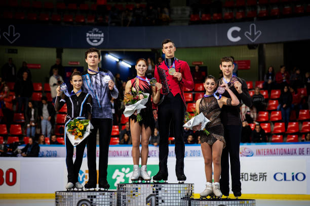 GP - 3 этап. Internationaux de France Grenoble / FRA November 1-3, 2019 - Страница 15 Image-5360-1572799447