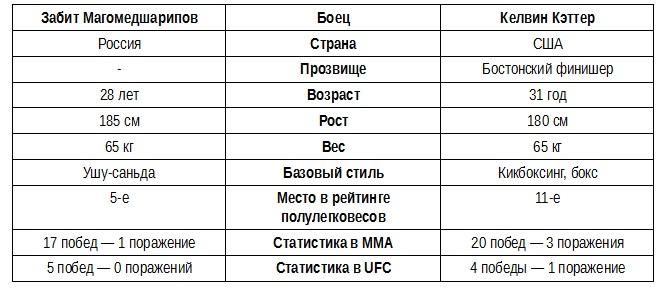Американцы пообещали побить Волкова и Забита. Бои россиян на турнире UFC в Москве будут непростыми