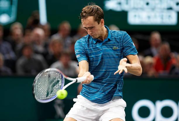 Медведев против лучших из лучших. В Лондоне стартует Итоговый чемпионат ATP
