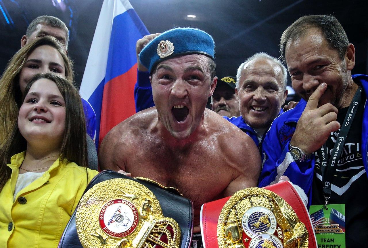 Денис Лебедев: Сейчас Мчуну, а в будущем Макабу
