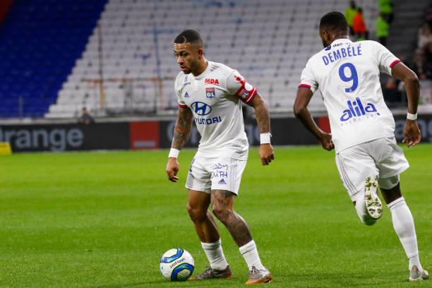 Спортивный директор «Лиона»: У Депая серьезная травма, он может не вернуться до конца сезона