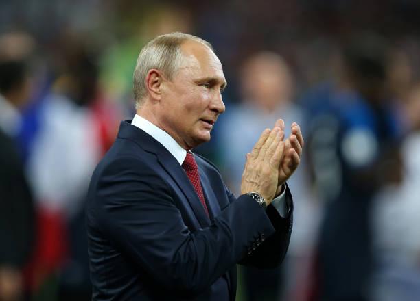 Владимир Путин: Чемпионат Европы у нас все равно будет