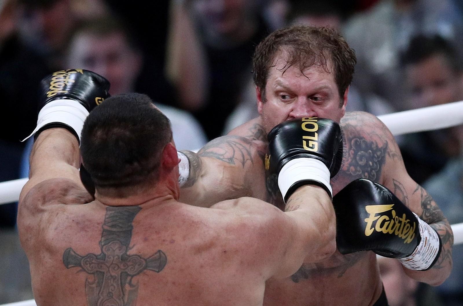 Лучший боксер, бой и нокаут. Все герои бокса в прошедшем году