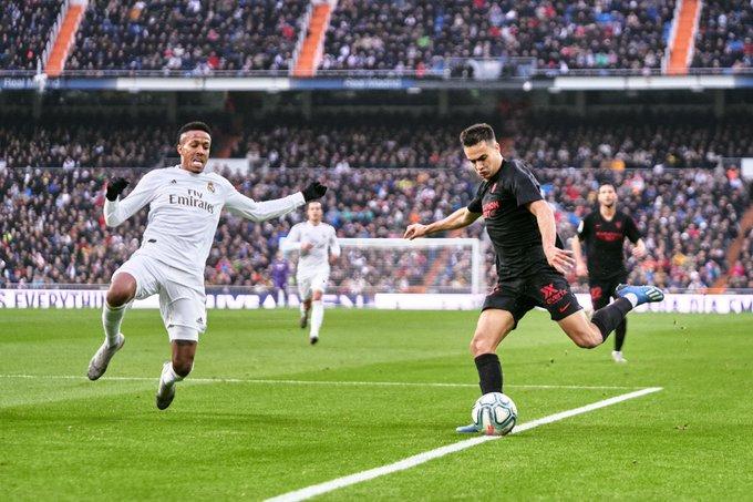 Дубль Каземиро сразил «Севилью». «Реал» на три очка оторвался от «Барсы»