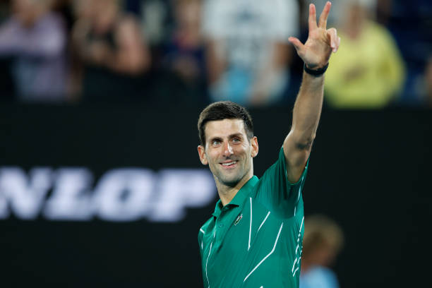 Ждем Машу и Медведева. Итоги первого дня Australian Open