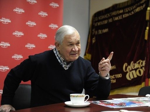 Самый главный тренер-олимпиец. Владимиру Юрзинову – 80 лет